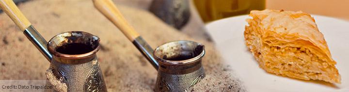 """Кофе на песке, или """"кофе по батумски"""""""