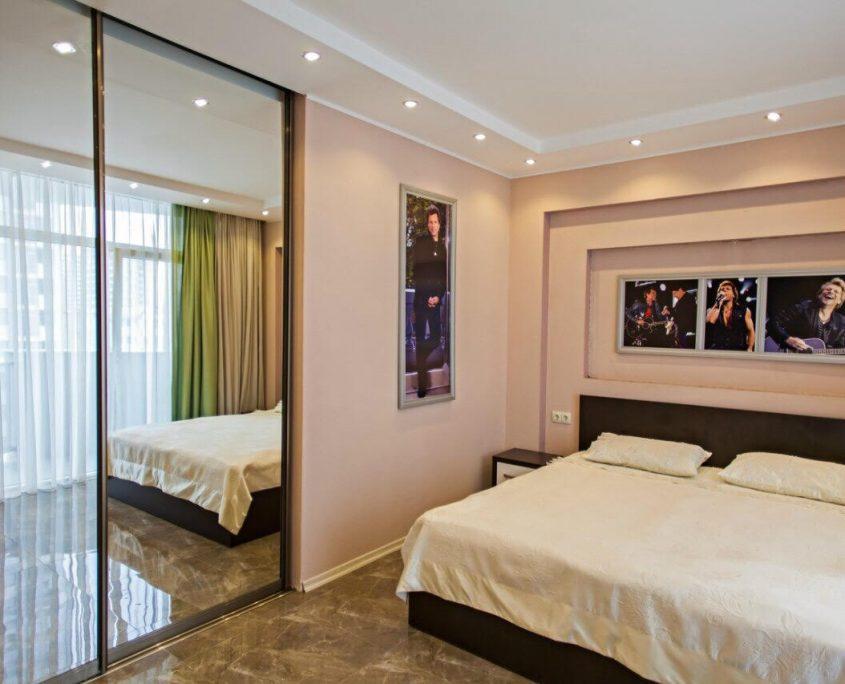 Уютные апартаменты с видом на море в лучшем отеле Батуми - Rock Hotel фото 3