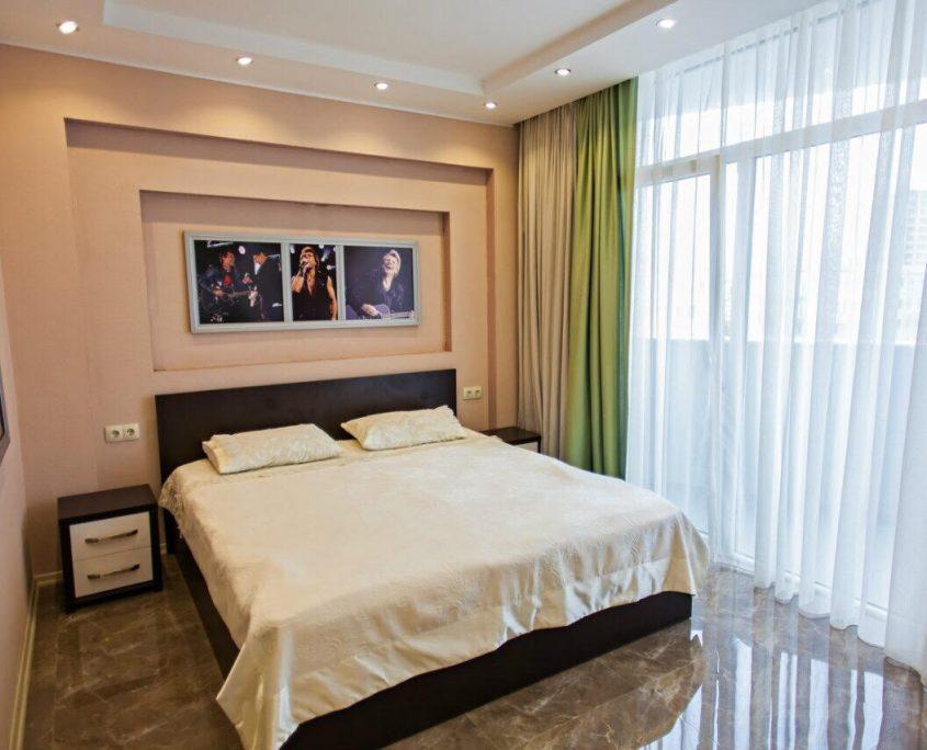 Уютные апартаменты с видом на море в лучшем отеле Батуми - Rock Hotel фото 4