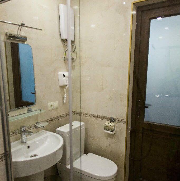 Уютные апартаменты с видом на море в лучшем отеле Батуми - Rock Hotel фото 7