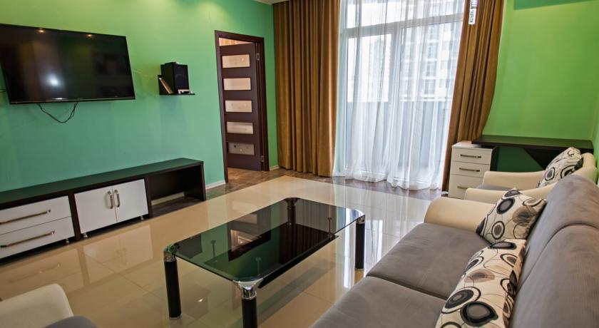 Уютные апартаменты с видом на море в лучшем отеле Батуми - Rock Hotel фото 12