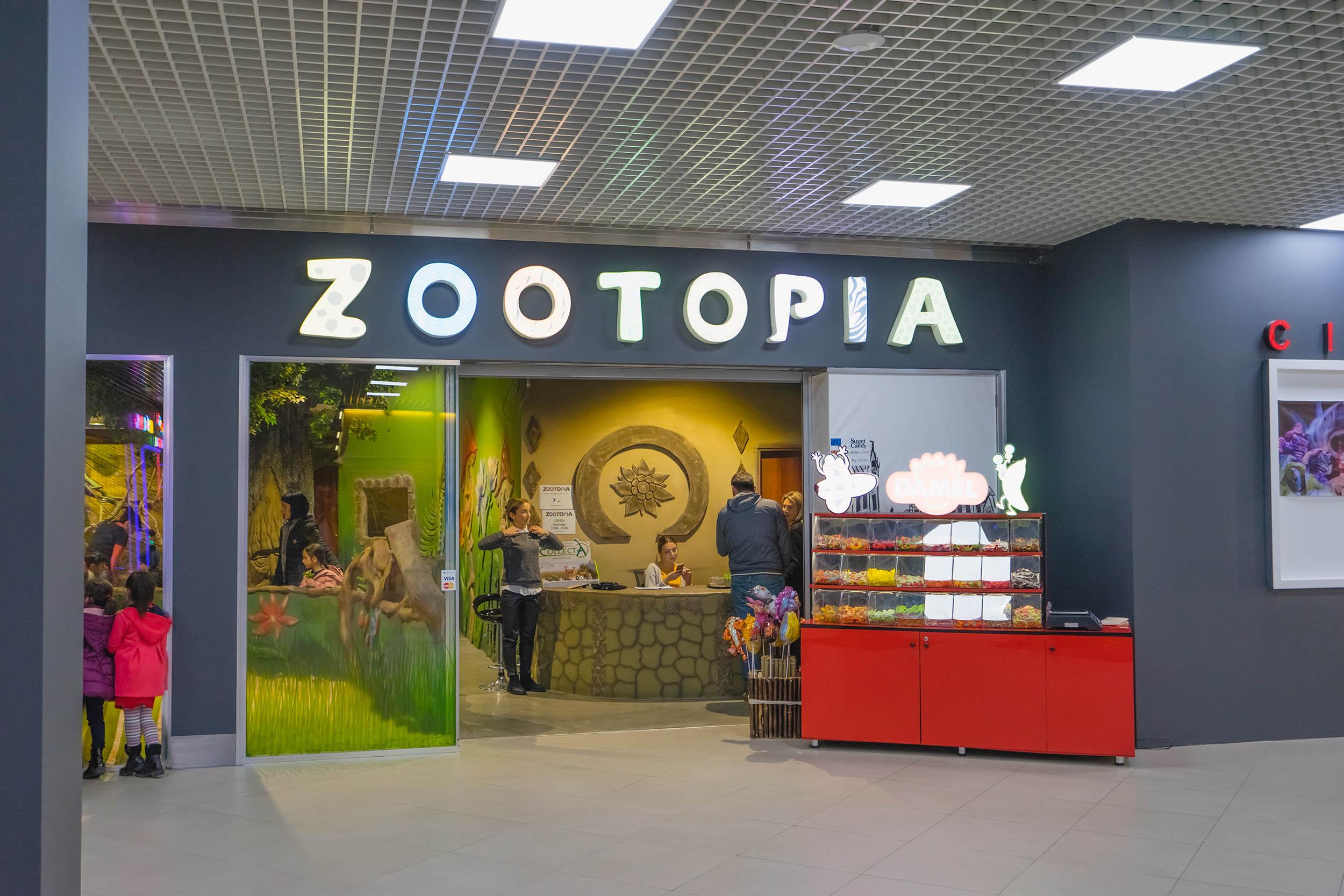 Zoo corner