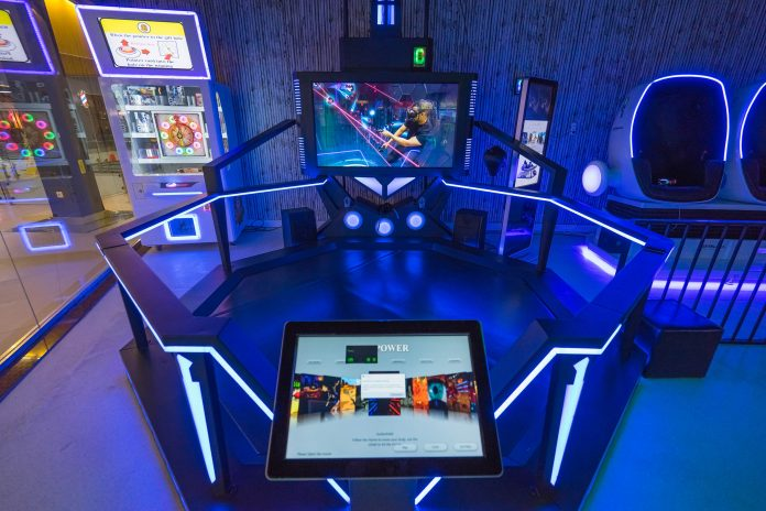 The slot-machine of virtual reality