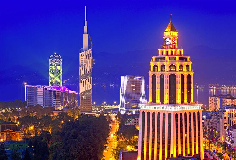 Top 10 sights of Batumi