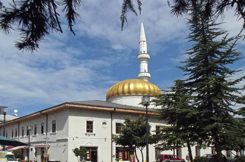 Orta Jami Mosque