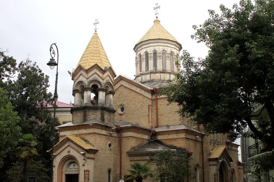 Церковь Святого Христа-Всеспасителя