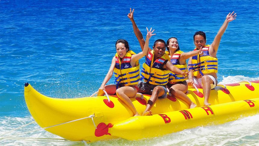Морские развлечения в Батуми