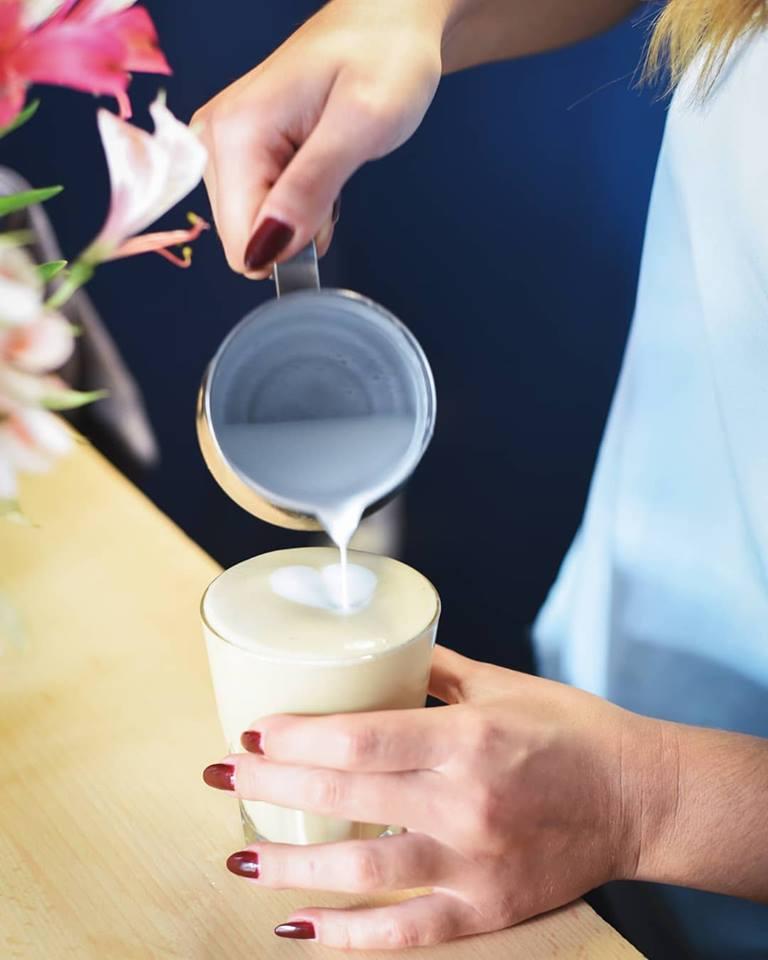 Ароматный кофе в Me.KAVA espresso bar в Батуми