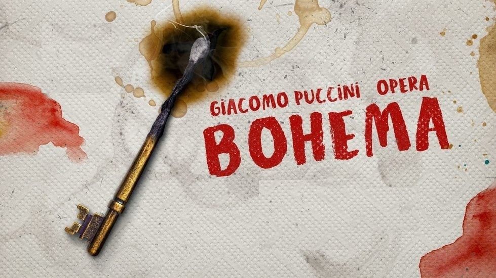 "Opera ""Bohema"" in the Batumi State Music Center"