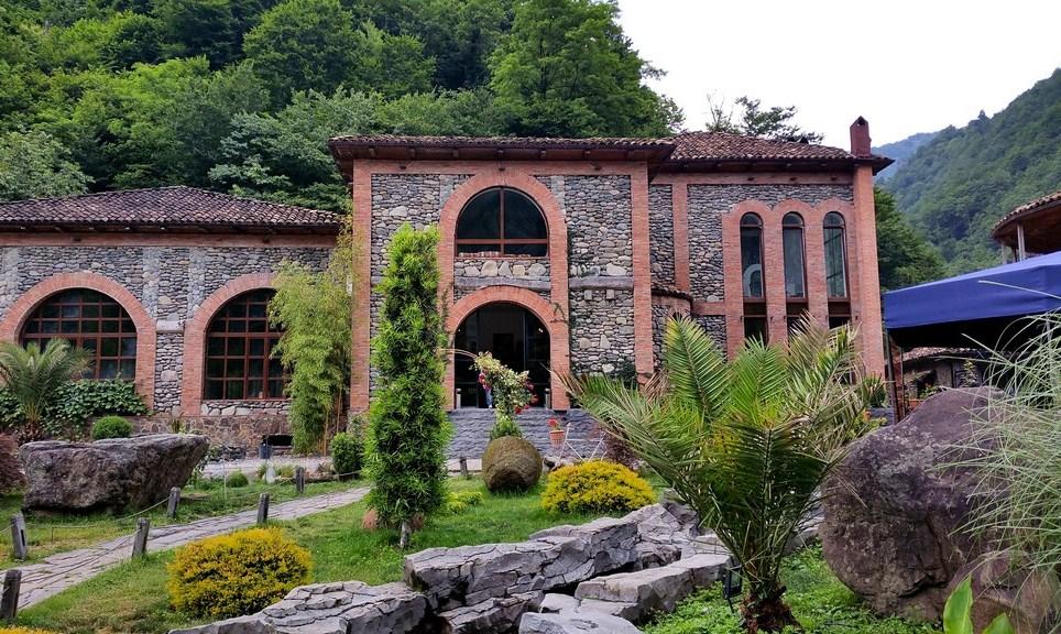 Аджарский винный дом в 20 км от Батуми